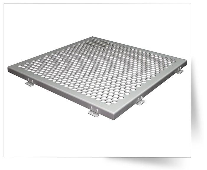 云南冲孔铝单板