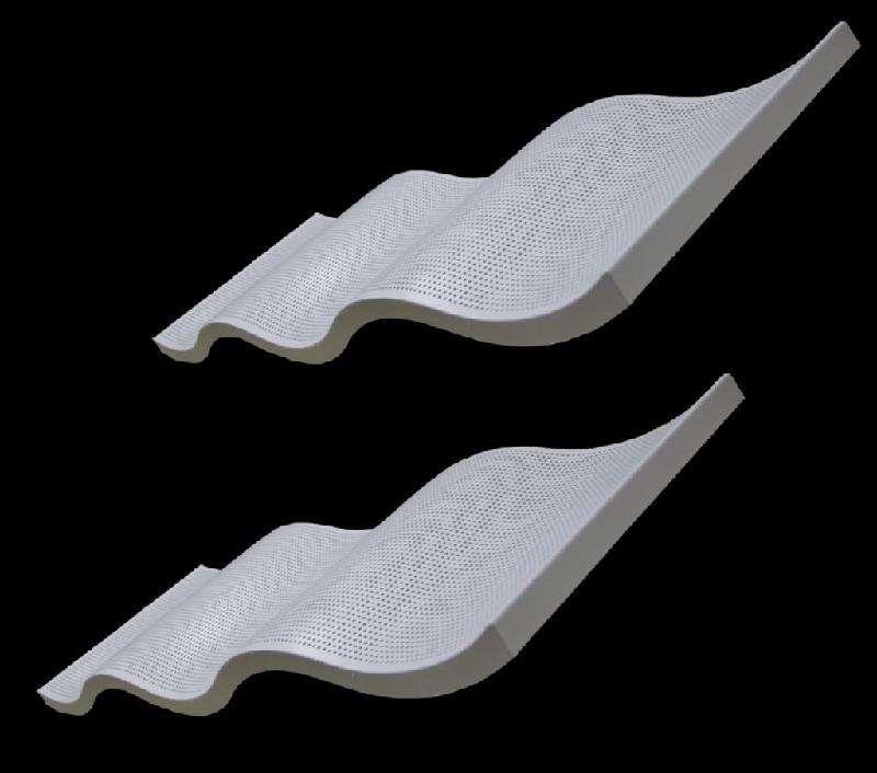 玉溪双曲铝单板