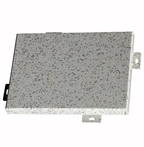 昆明仿石材铝单板