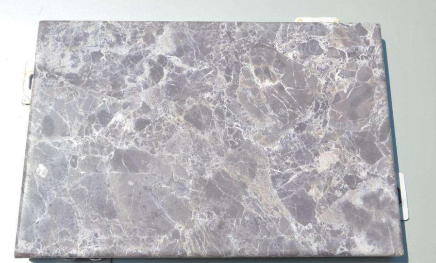 大理仿石材铝单板