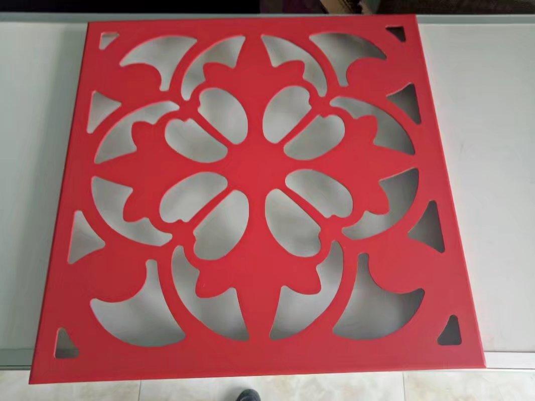 雕花铝单板批发