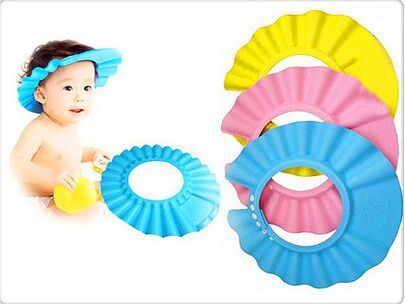 儿童专用洗头帽