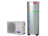 水循环分体式空气能热水器