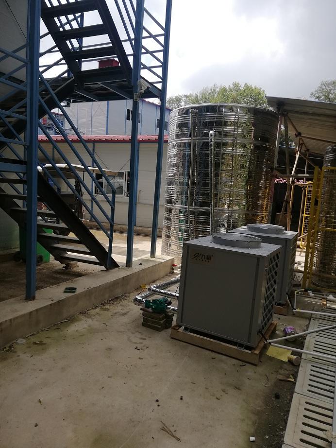 贵阳工地热水器安装