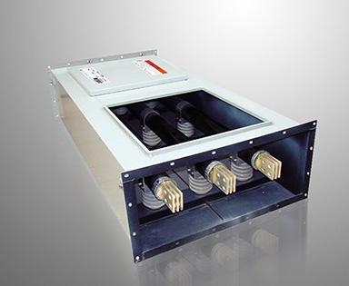 高壓共箱型母線槽