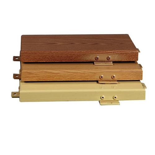 仿木紋鋁單板價格