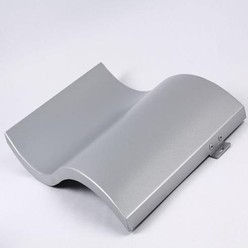 雙曲鋁單板價格
