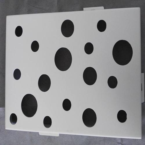 沖孔鋁單板批發