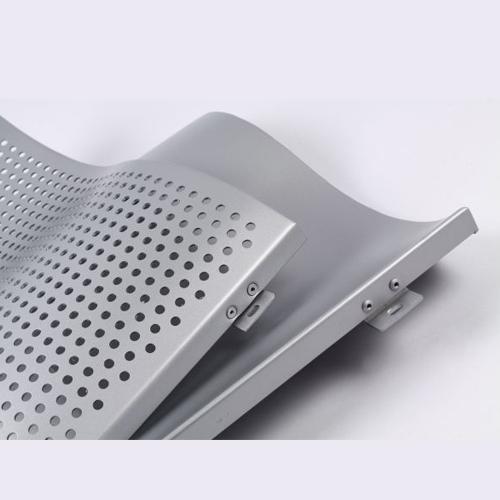 沖孔鋁單板定制