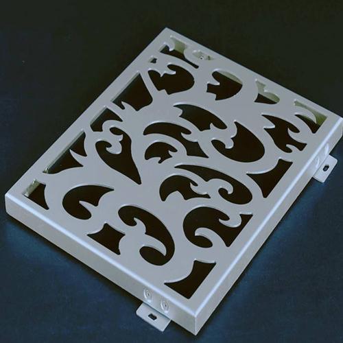 雕花鋁單板價格