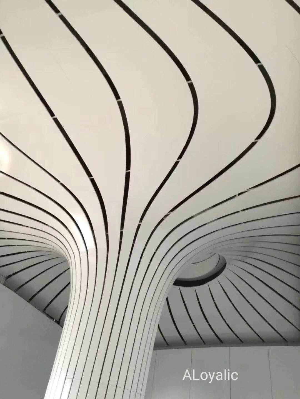室內鋁單板裝飾案例