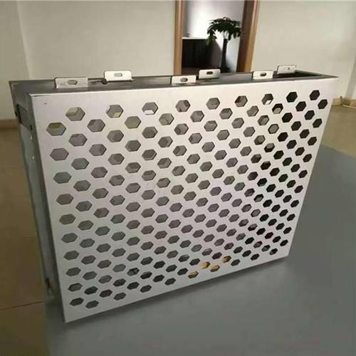 沖孔鋁單板規格