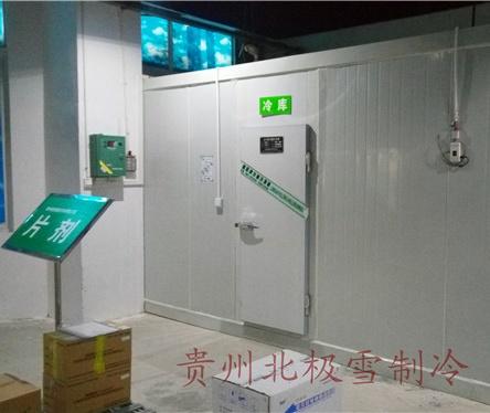 贵州GSP医药冷库