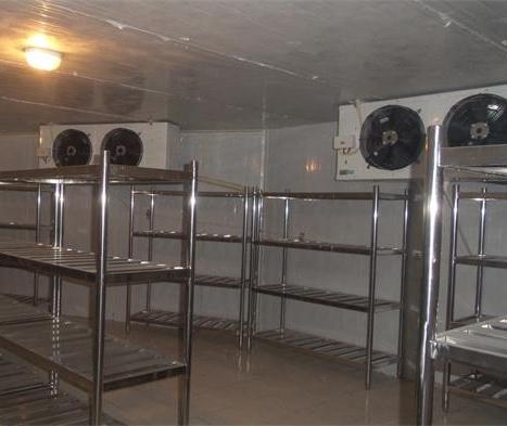 金阳超市冷库工程