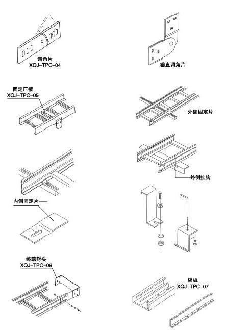 贵州电缆桥架