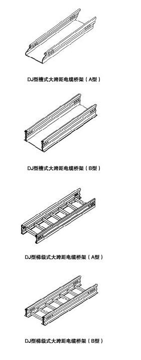 贵阳DJ型槽式大跨距桥架