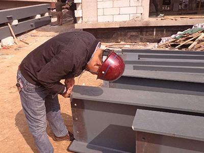 贵州钢结构检测案例