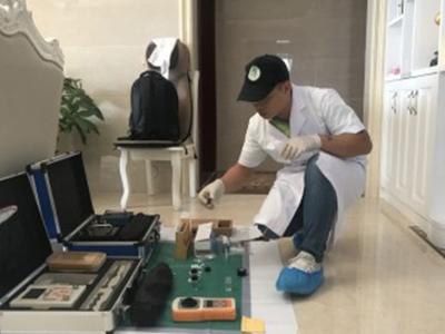 贵州室内环境污染控制检测案例