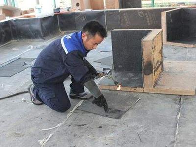 贵州防水材料检测案例