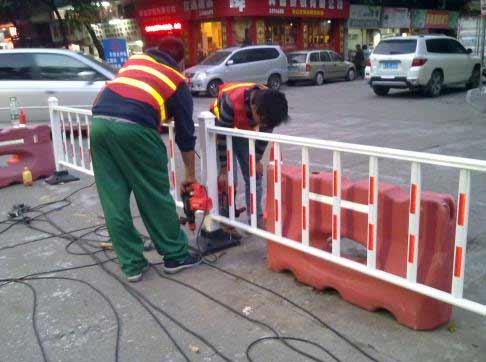 贵州公路护栏安装