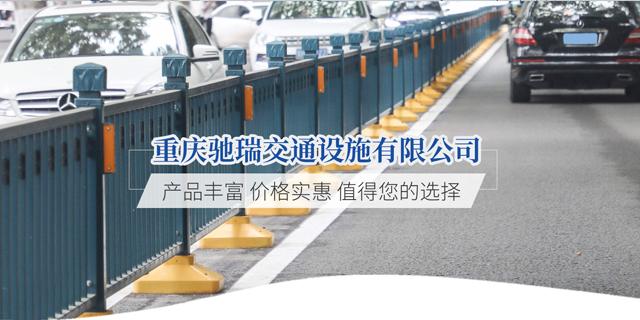 谈谈关于高速公路护栏的特点和用途!