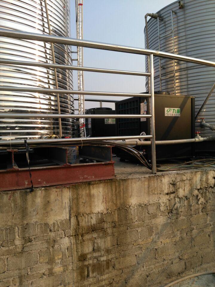 贵阳大平层空气能热水器安装