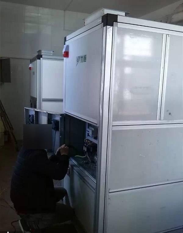 贵阳空气能腊味烘干机