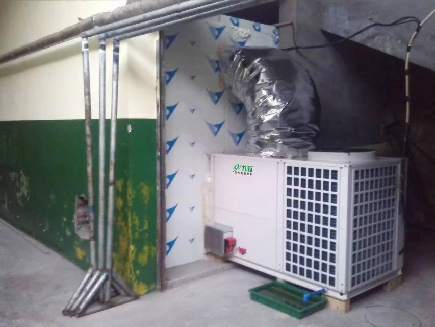 空气能腊肉烘干机