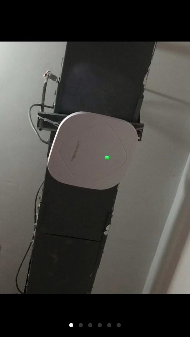 宿舍专用吸顶大功率无线AP