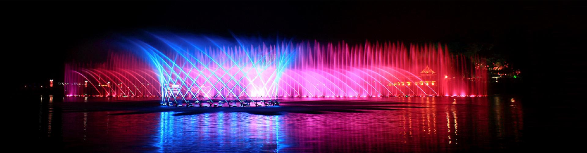 音乐喷泉施工的关键要素
