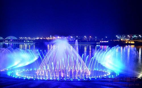 广场音乐喷泉的原理和制作流程你知道吗?