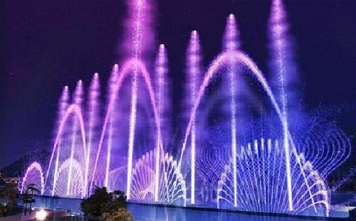 程控水景喷泉设计