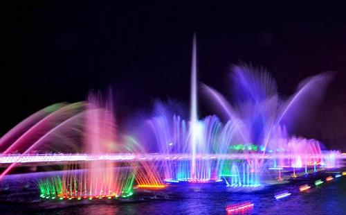 广场音乐喷泉的维护都需要需做些什么