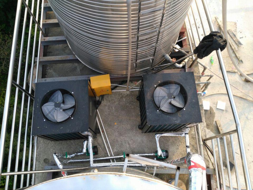 西南商贸城对面自建厂房贵阳空气能热水器安装