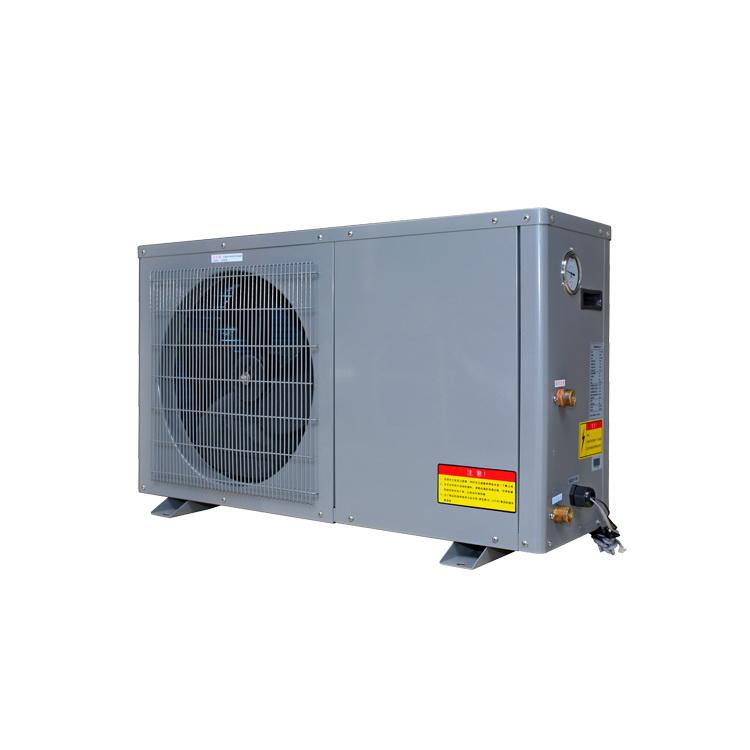 小型水輪回空氣能熱水器