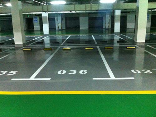 解析地下车库为什么要做贵阳地坪?