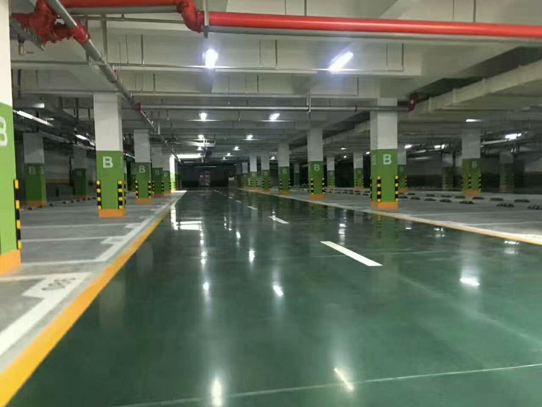 贵阳地坪漆厂家讲述地下车库一般用什么样的地坪漆?