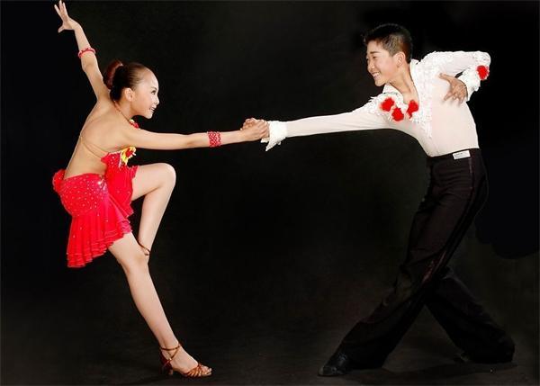 拉丁舞一共有几级