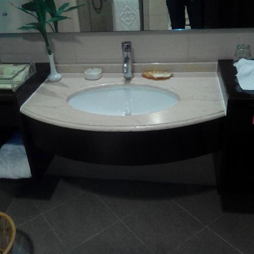酒店家具——洗手台5
