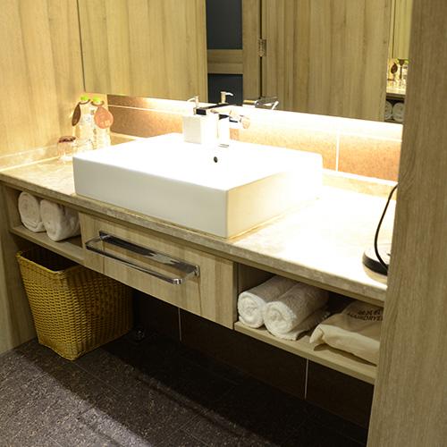 酒店家具——洗手台6
