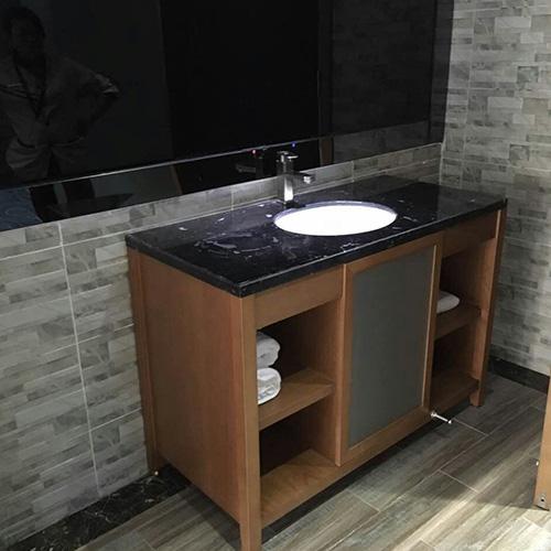 酒店家具——洗手台7