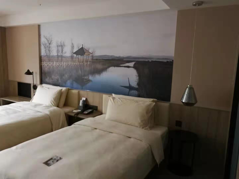 酒店家具定製——床係列