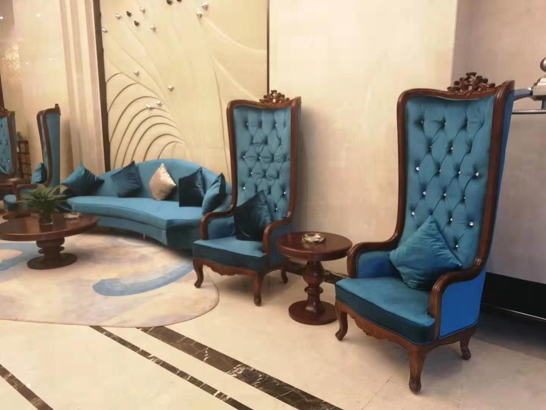 酒店家具定製——椅子係列