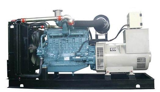 大宇柴油发电机组