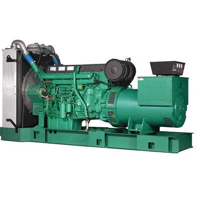 沃尔沃柴油发电机组(500kw)