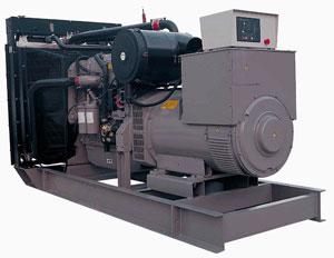 帕金斯柴油发电机组租赁(120kw)