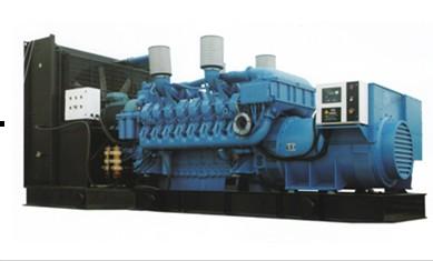 奔驰柴油发电机组(800kw)