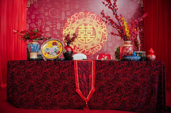 唐制婚禮是不是模仿唐朝時期宮廷貴族的婚禮儀式呢