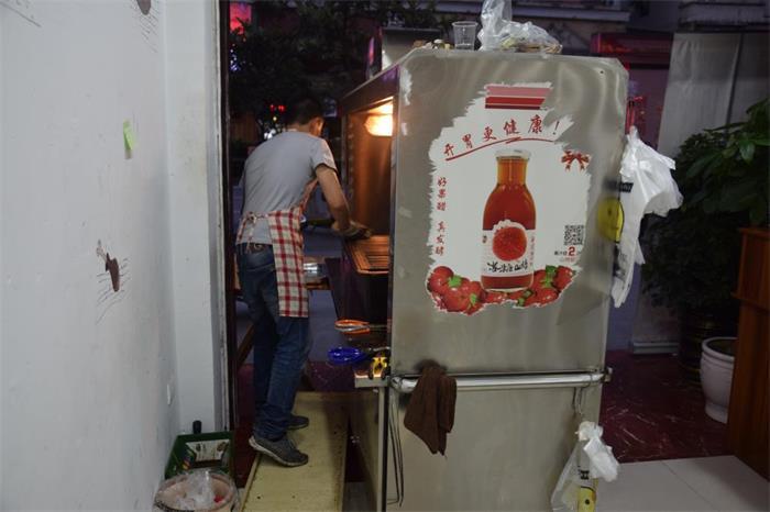 贵州烧烤车厂家