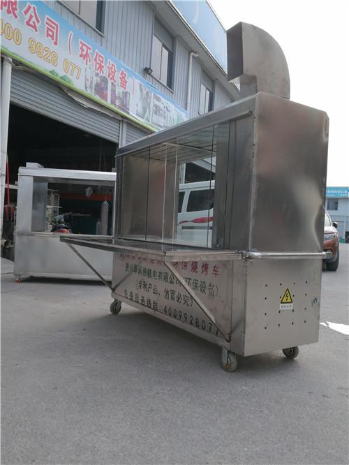 贵阳烧烤车多少钱一台